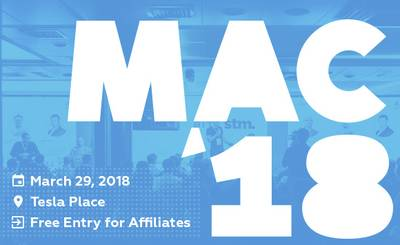 Moscow Affiliate Conference март 2018