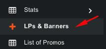LPs  Banners в PlayAttack